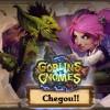 Goblins vs Gnomos já está disponível!
