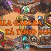 Érico do The One Games está eternizado em Hearthstone