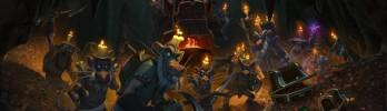 Cartas reveladas da nova expansão: Kobolds e Catacumbas