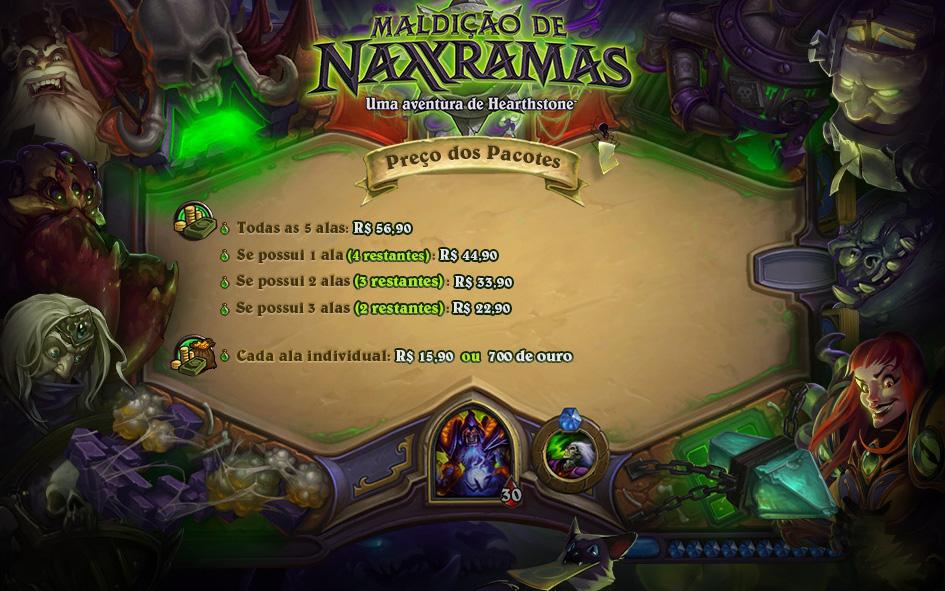 Preços-Naxx