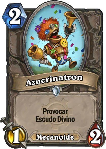 Azucrinatron