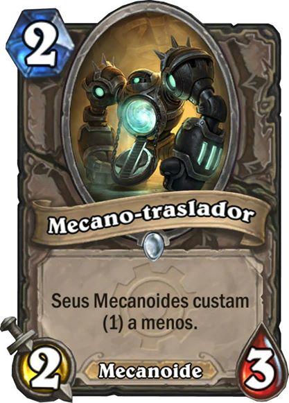 Mecano-translador
