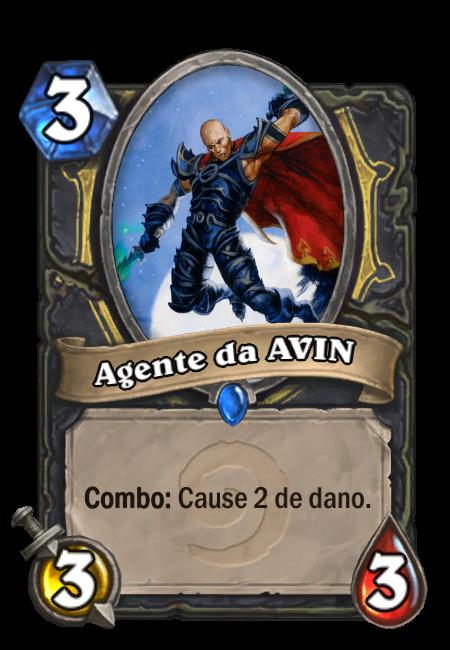 Agente da AVIN