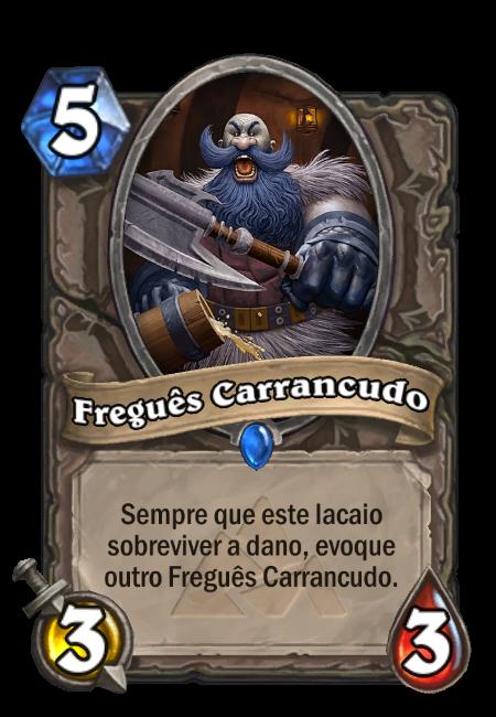Freguês Carrancudo