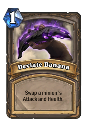 deviate banana