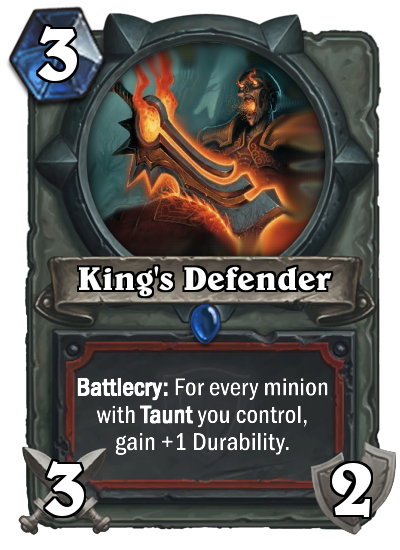 Kings Defender