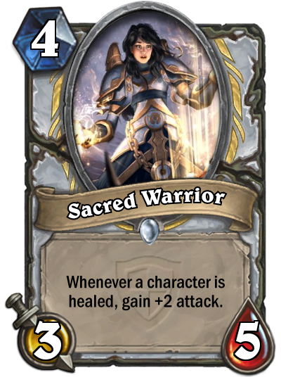 Sacred Warrior