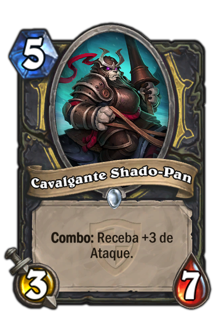 Cavalgante Shado-Pan