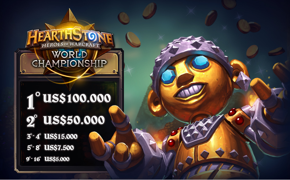 Hearthstone the americas championship