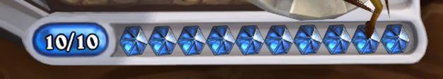 cristal de mana - hs