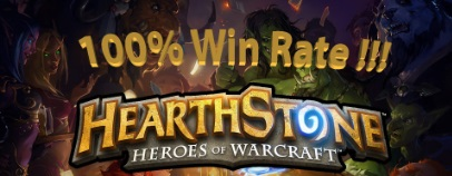 winrate - hs