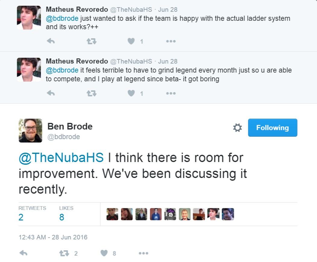 Tweet Ben Brode