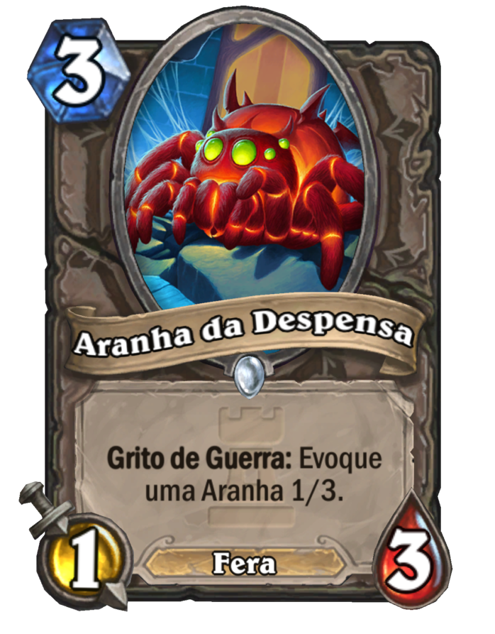 Aranha da Despensa