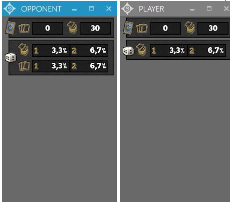 player e oponente deck tracker
