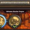 Abismo Rocha Negra (Primeira Ala): Chefes Heroicos