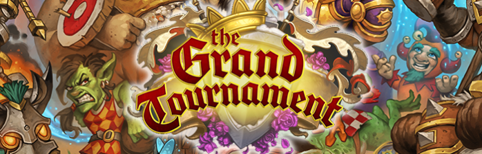Nova Expansão: O Grande Torneio!