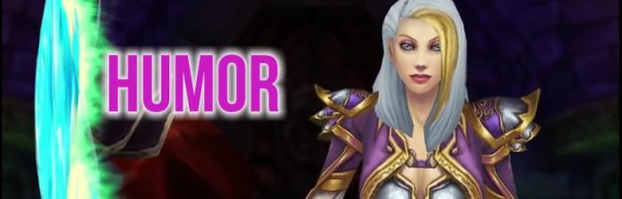 Rage Orc ataca novamente: You face Jaraxxus!
