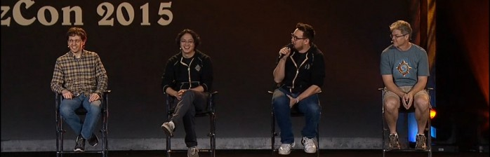 [BLIZZCON 2015] Informações do painel Hearthstone: Fireside Chat