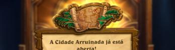 """Complete """"A Cidade Arruinada"""" no Modo Normal e garanta sua recompensa!"""