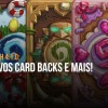 Novo patch 10956: Bug do Raptor Resolvido, Novos Cardbacks e mais !!!
