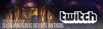 Stream ao Vivo: Sussurros dos Deuses Antigos!