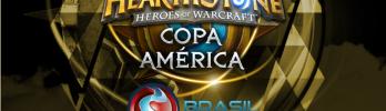 Final da Copa América de Hearthstone acontecerá na Brasil Mega Arena!