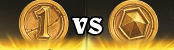 A moeda: Uma mecânica válida balanceada ou quebrada?