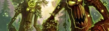 Decks de Druida: Temporada de Outubro