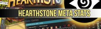 Acompanhe os melhores decks para avançar na ladder com o Hearthstone Meta Stats