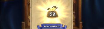 [Recompensas diárias de login] 29 de Março: Ganhe 50 de ouro