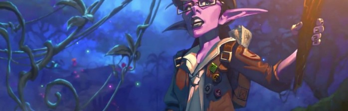 [Decks Un'goro – Modo Padrão] Listas de Shaman, Priest, Rogue, Warlock e Warrior