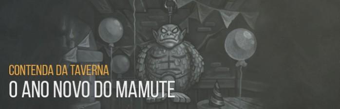 Contenda da Taverna: O Ano Novo do Mamute