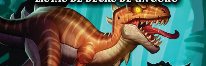 [Decks Un'goro] Confira mais listas de decks