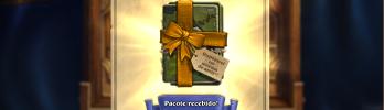 [Recompensas de login Diário] 4 de Abril: 1 pacote de Un'goro