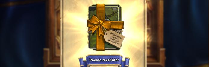 [Recompensas de login Diário] 2 de Abril: 1 pacote de Un'goro