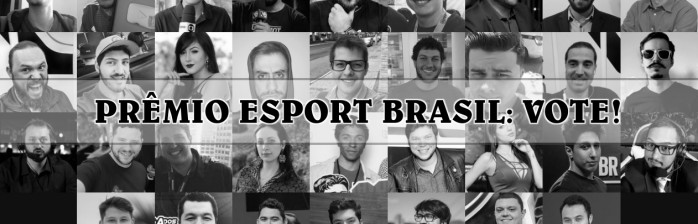 [Prêmio eSports Brasil] Está aberta a votação para o melhor atleta de Card Game
